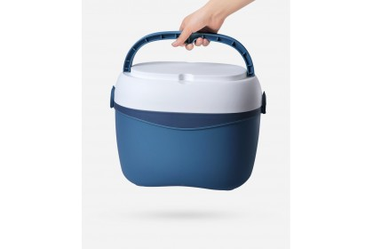 Alcoco Bottle Drying Portable Storage (Deep Blue)